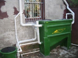 Grease Trap Fibre Glass 1000lt